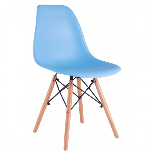 כיסא לפינת אוכל דגם BARI כחול