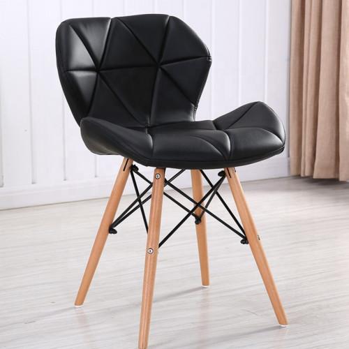 כיסא לפינת אוכל דגם DOVER שחור