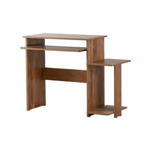 שולחן מחשב עם מדף למדפסת - דגם 204