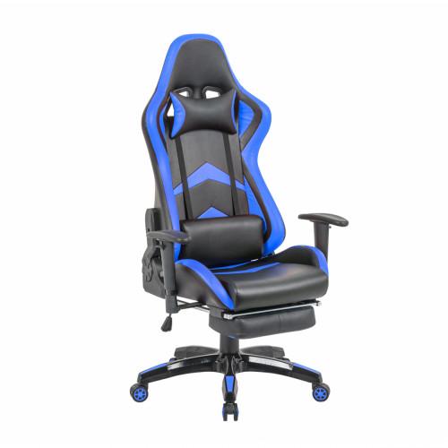 כיסא גיימר דגם ספיידר לבית או למשרד נוח לישיבה ממושכת בעל משענת גב נוחה וגבוהה במיוחד