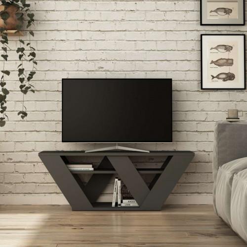 מזנון טלוויזיה Pipralla אפור 110 ס