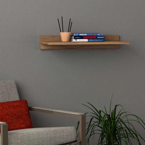 מדף Simple Shelf אלון מסדרת Decoline