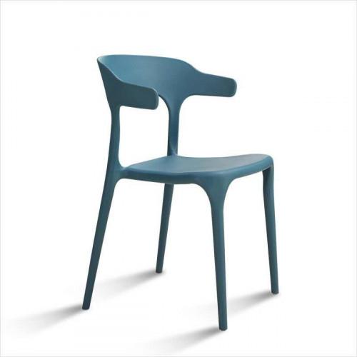 רביעיית כסאות דגם Brasserie  טורקיז X4