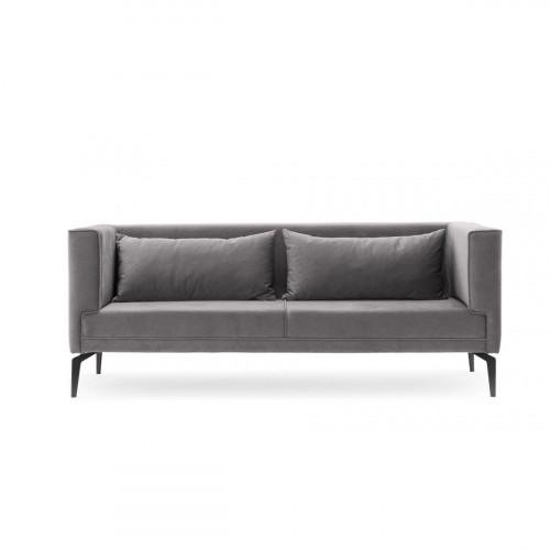 ספה תלת Ardosa אפור מסדרת Mezza