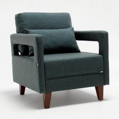כורסא Comfort טורקיז מסדרת Mezza