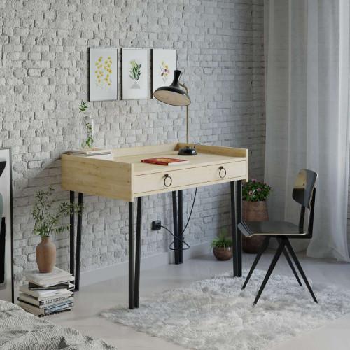 שולחן כתיבה Sponge Study Table אלון מסדרת Decoline