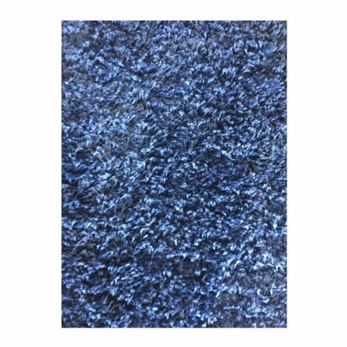 שטיח שאגי יוניק כחול 120X170