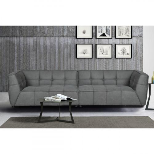 ספה רחבה 3 מ' מודרנית ומפנקת בעיצוב עשיר דגם ברנדה