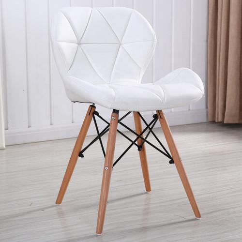 כיסא לפינת אוכל דגם DOVER לבן