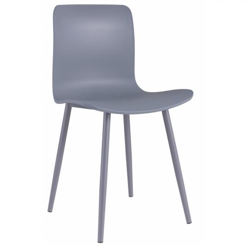 כיסא לפינת אוכל דגם LIZA אפור