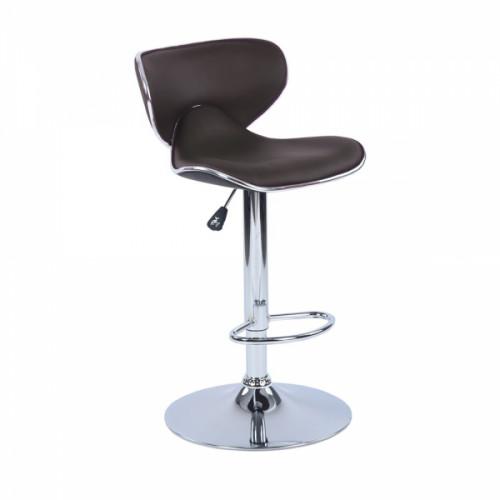 כיסא בר ארנו - שחור