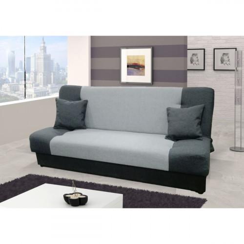 ספה אירופאית נפתחת למיטה רחבה עם ארגז מצעים דגם גאס