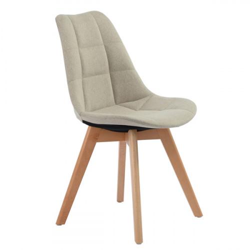 כיסא רב תכליתי דגם פאביו בצבע קרם