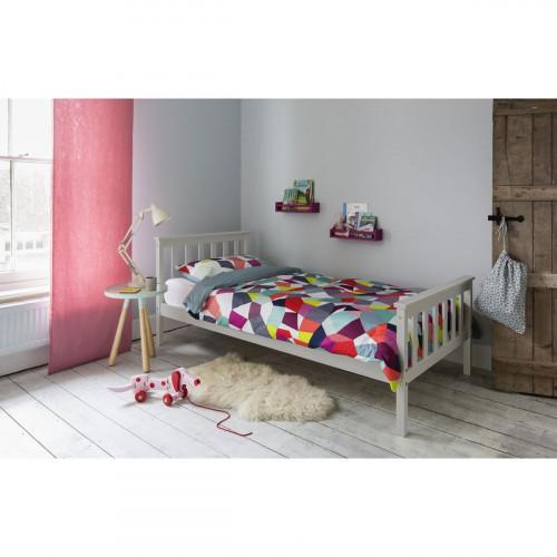 מיטת נוער (מיטה ברוחב וחצי) המתאימה למזרן 120/190 PROSPER