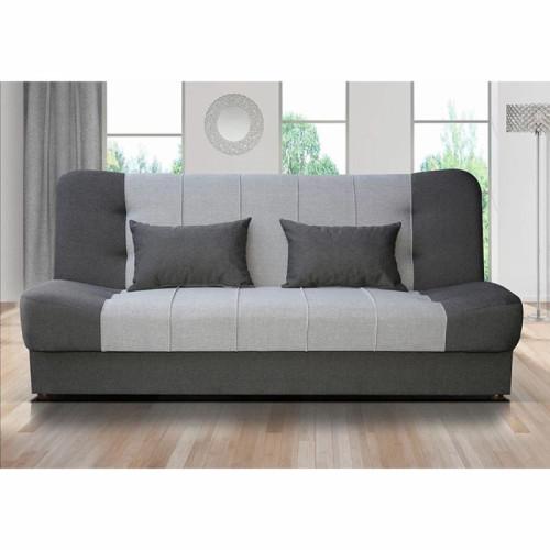 ספה אירופאית נפתחת למיטה רחבה עם ארגז מצעים דגם סוני