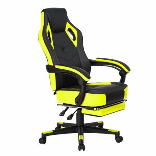 כסא דגם פלז'ר - צהוב