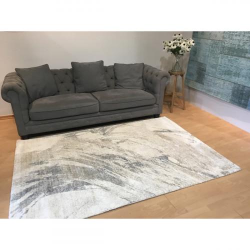 שטיח מלאנז' מעצבים אפור 140X190