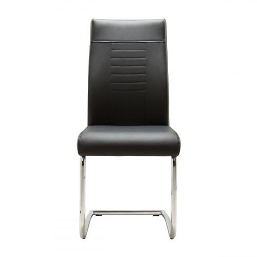 כסא לפינת אוכל דגם LUCKY שחור