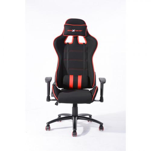 כיסא גיימינג/מנהלים איכותי דגם נוריס שחור-אדום