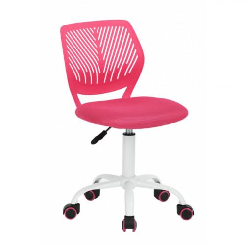 כסא תלמיד דגם רוני - ורוד