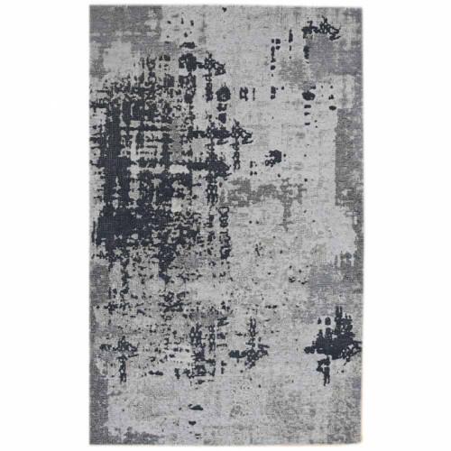 שטיח שאנל אבסטרקט כחול 140X190