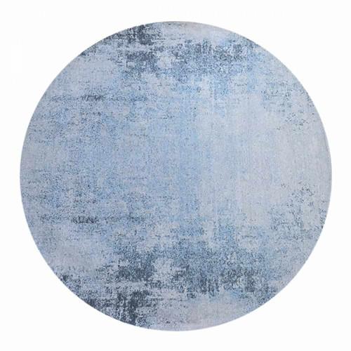שטיח שאנל מילאנו עגול טורקיז 160X160