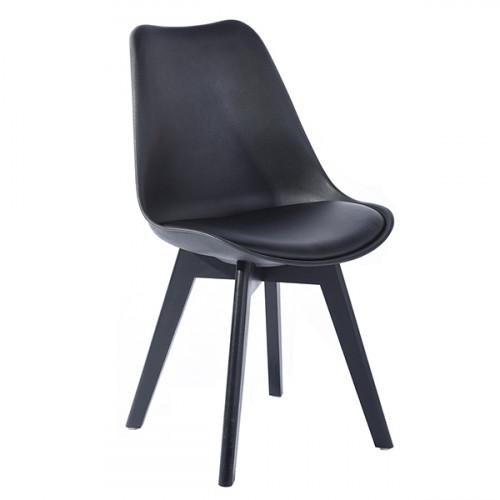 כסא דגם ברונו שחור