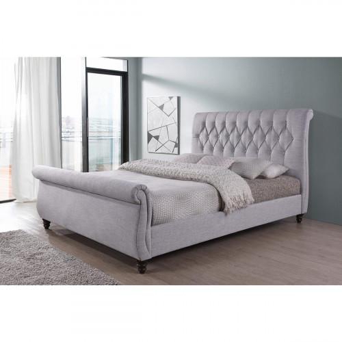 מיטה זוגית 160/200 מעוצבת ומרופדת דגם ונוס