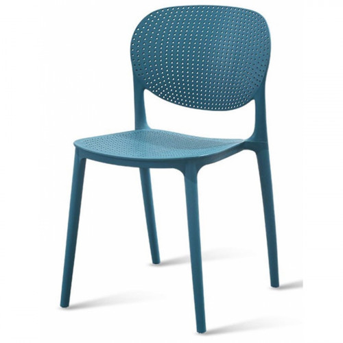 רביעיית כיסאות דגם VANCOUVER טורקיז X4