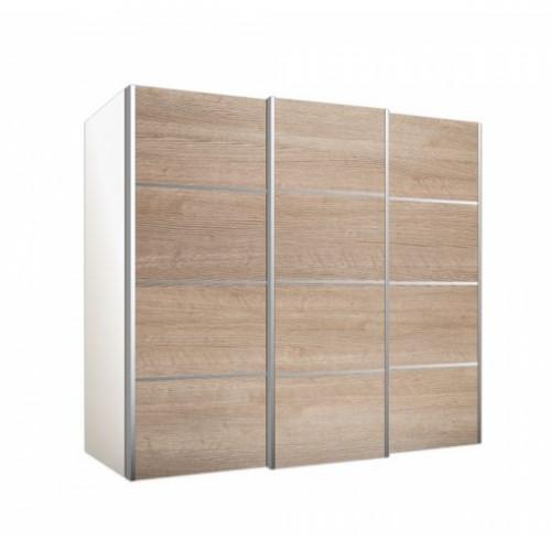 ארון 3 דלתות הזזה דגם הרקולס - רוחב 270 ס