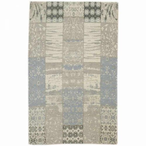 שטיח שאנל טלאים תכלת בז' 160X230