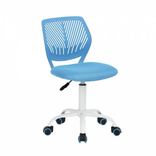כסא תלמיד דגם רוני - כחול