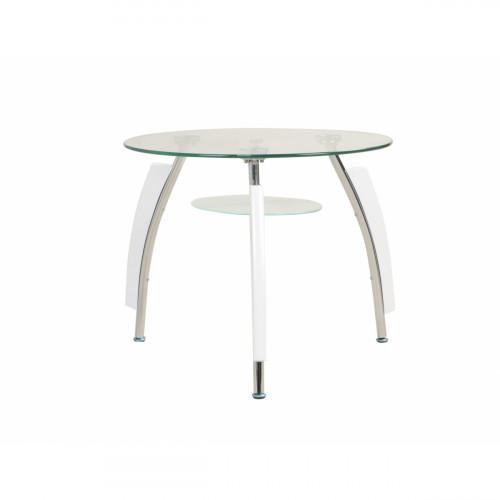 שולחן קפה לוקה לבן