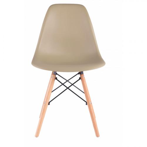 רביעיית כיסאות דגם BARI בז' X4