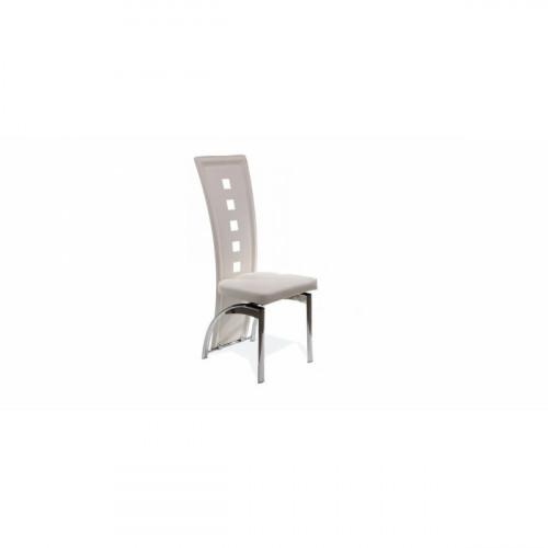 כיסא מרופד לפינת אוכל דגם 320
