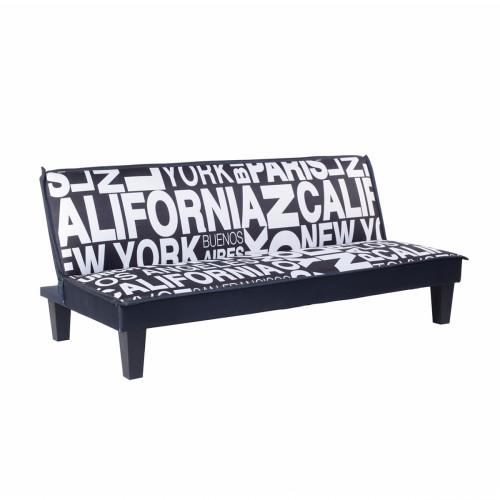 ספה נפתחת למיטה בעיצוב צעיר ועכשווי דגם סיטי