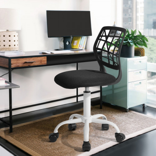 פליקס – כיסא תלמיד מעוצב שחור
