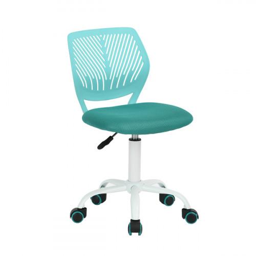 כסא תלמיד דגם רוני - טורקיז