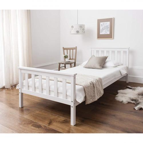 מיטת יחיד לילדים ונוער מעץ מלא 90*190 PROSPER
