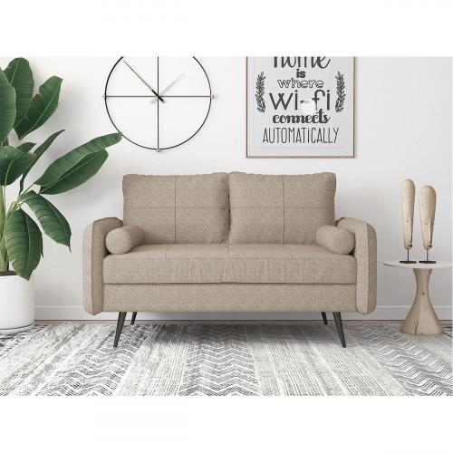 ספה דו-מושבית מעוצבת FOCUS בז'