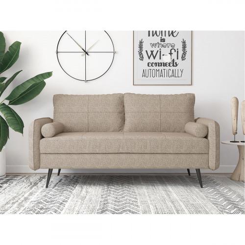 ספה תלת מושבית מעוצבת FOCUS בז'