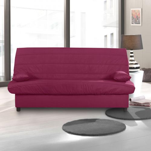 ספה נפתחת למיטה עם ארגז מצעים ENZO סגול