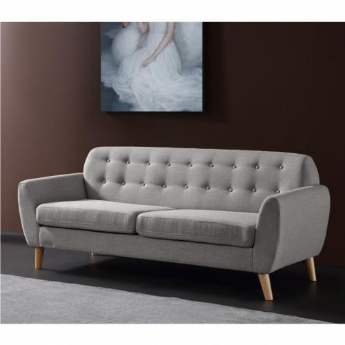 ספה תלת ROMANOFF אפור