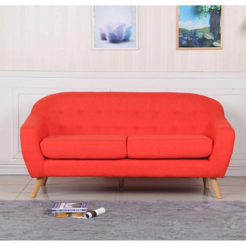ספה דו SOHO כתום