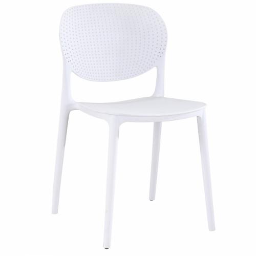 כיסא לפינת אוכל דגם VANCOUVER לבן