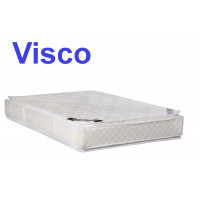 "מזרן 140X190 ויסקו 28 ס""מ Luxury Visco"