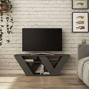 מזנון טלוויזיה Pipralla אפור 120 ס