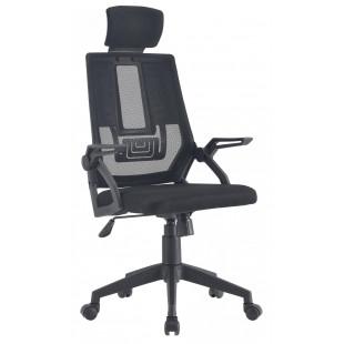 כסא משרדי ארגונומי ונוח דגם Atrium Plus שחור