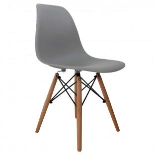כיסא לפינת אוכל דגם BARI אפור