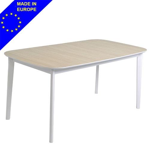 שולחן בעיצוב אירופאי